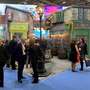 Tourism Ireland's stand at World Travel Market 2018. Photo: Pól Ó Conghaile