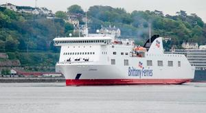 Brittany Ferries 'Connemara'