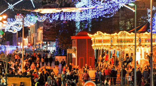 Winterval in Waterford