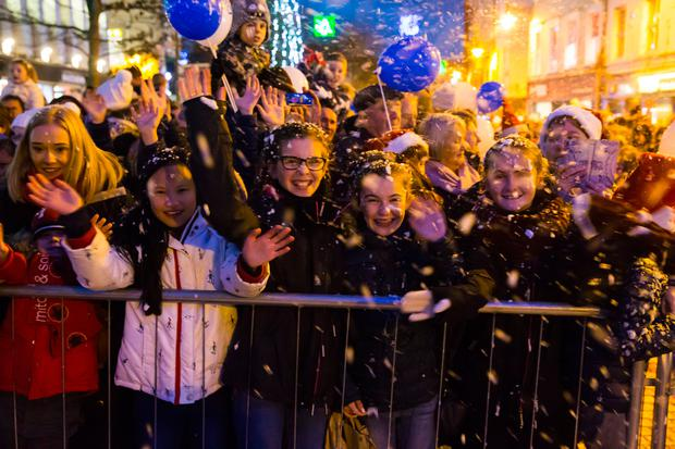 The launch of Winterval 2018 in Waterford City. Picture: Patrick Browne
