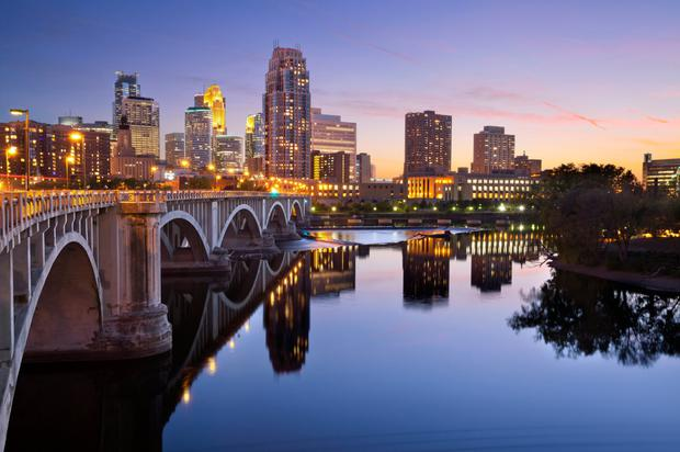 Twin Cities - Taking Dublin's new direct flight to