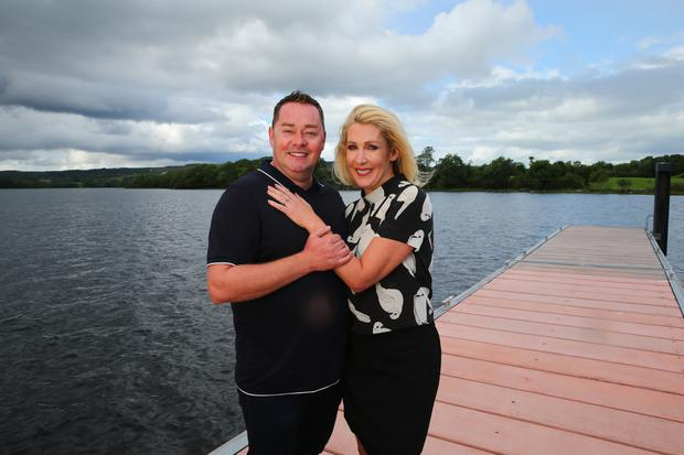 Neven Maguire and his wife Amelda