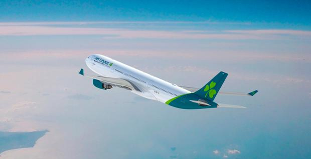 Aer Lingus Reveals New-Look Planes