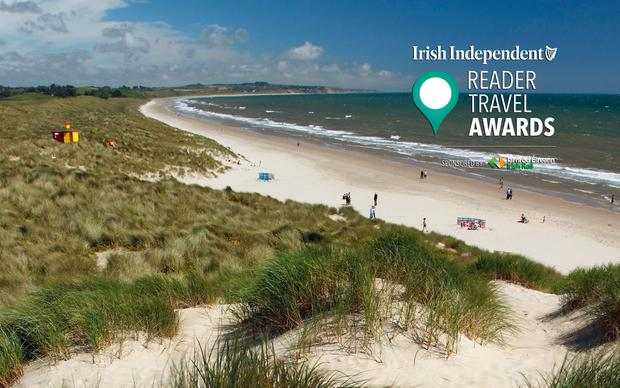 Map Of Ireland Beaches.Ireland S 30 Best Beaches Make The Most Of The Sunshine