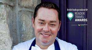 Neven Maguire of MacNean House & Restaurant
