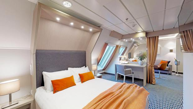 Premium cabins: The Thoor Ballylee Suite