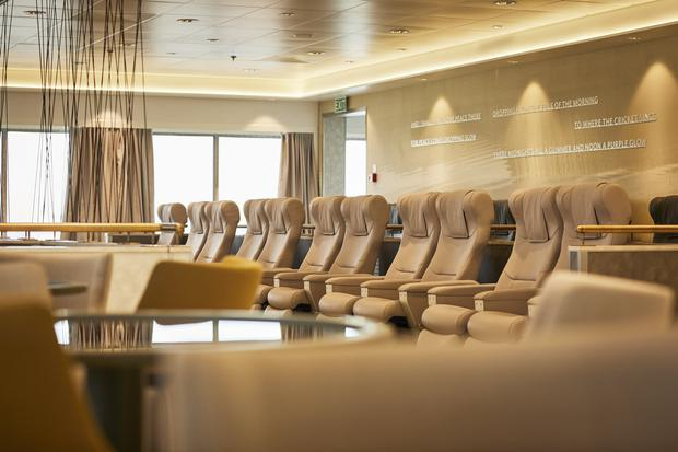 The Innisfree Club Class Lounge