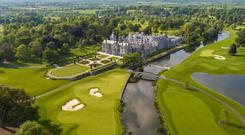 Adare Manor is considered by many to be the world's best hotel