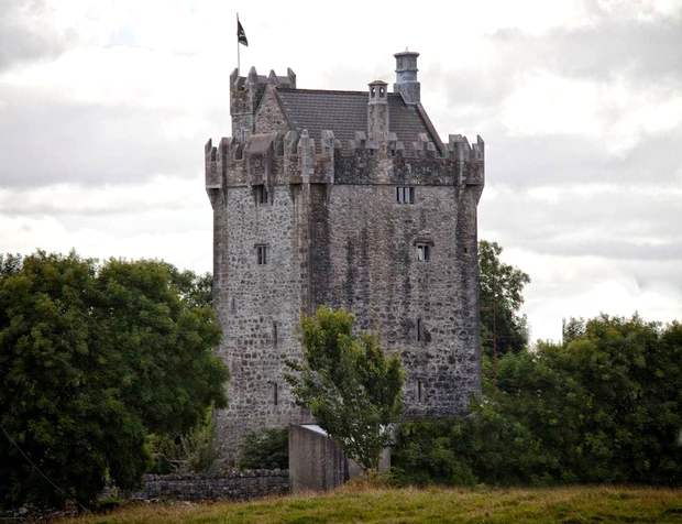 Cahercastle, Co Galway. Photo: Airbnb