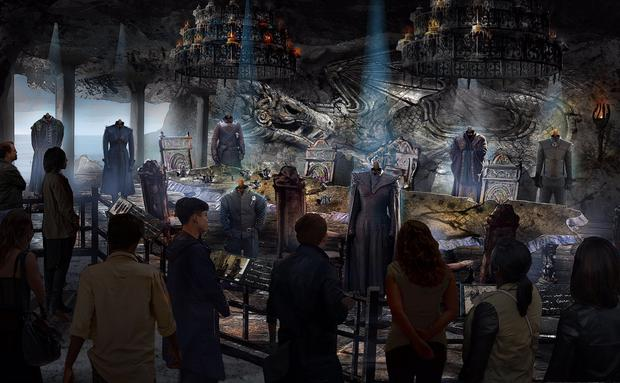 Game of Thrones studio tour confirmed for Northern Ireland: 'It will