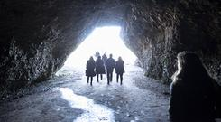 A Game of Thrones tour in Northern Ireland. Photo: DiscoverNorthernIreland.com