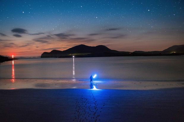 Dark Sky Reserve, Star Wars, Glanleam Beach, Valentia Island, Co. Kerry.jpg