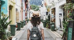 Solo travel can offer the adventure of a life-time