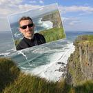 Walking from Doolin to the Cliffs of Moher