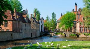 'Not showy or noisy, Bruges is proof again that less sometimes is more.' Photo: Deposit