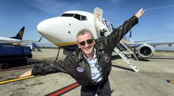 File photo: Ryanair CEO Michael O'Leary pictured at Dublin.