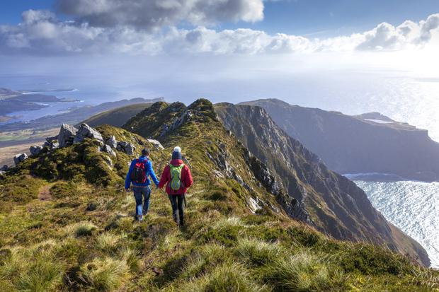 Seventh heaven: the magnificent Slieve League in Donegal