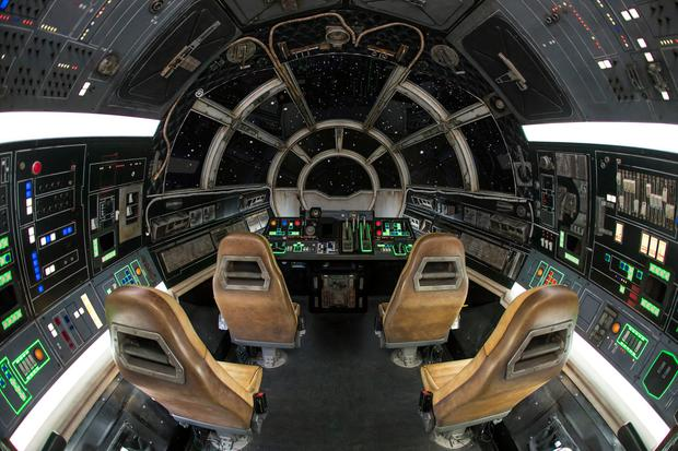Star Wars: Galaxy's Edge - What's it like to visit