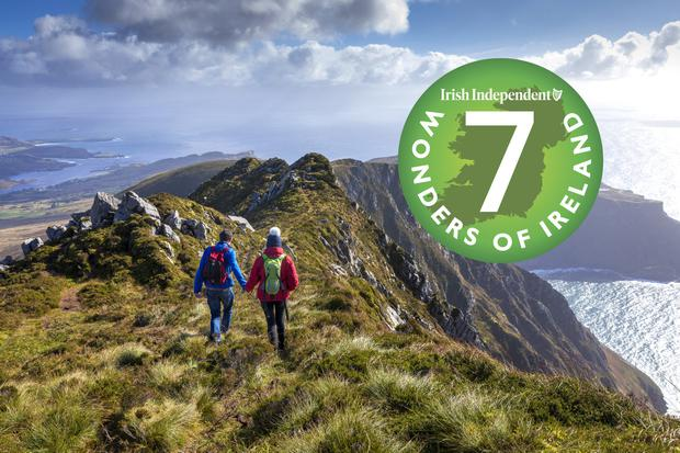 What are the Seven Wonders of Ireland? Enter now on independent.ie/Irelands7Wonders