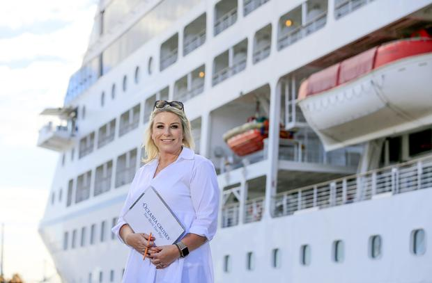 Cruise control: Niamh McCarthy, managing director of Excursions Ireland, says a tourism tax would be detrimental to Dublin. Photo by Gerry Mooney