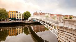 Report warning: Dublin must address risks related to visitor volume