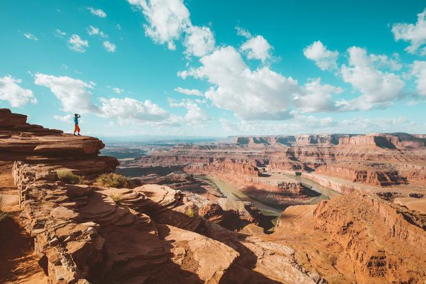 The Grand Canyon. iStock/PA.
