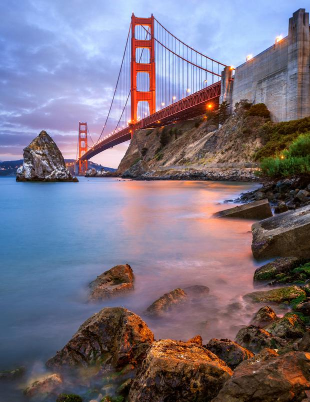 San Fran City Break: 'I can't think of a single thing it