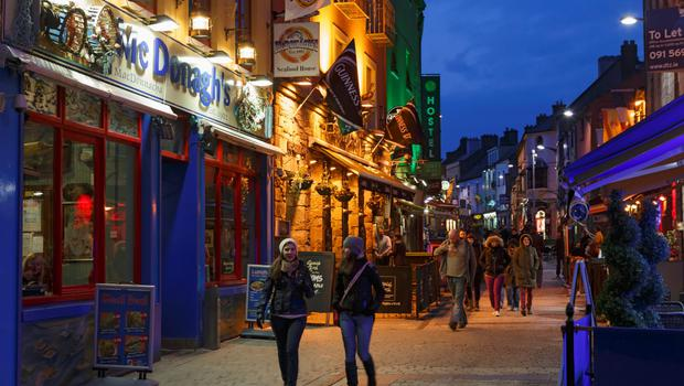 Galway City. Photo: Getty