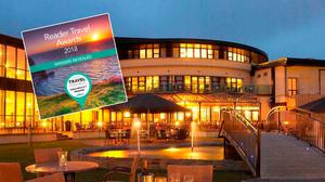 Amber Springs Hotel: Winner of Ireland's favourite family-friendly stay in our 2018 Reader Travel Awards