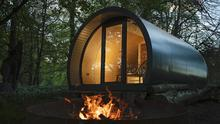 Further Space glamping pods
