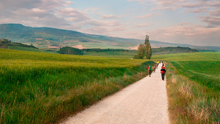 An increasing number of Irish people are drawn to the Camino route
