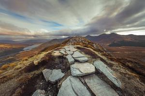 'I miss going for hikes in Connemara,' says photographer Julia Dunin. 'This photo is from the Diamond Hill.' Photo: Twitter / @JuliaDunin