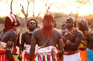 Saruni Samburu - Samburu Warriors