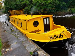 Canary yellow: 'The Sub'