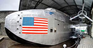 Foynes Flying Boat Museum: Home to the world's only replica B314 flying boat (produced from 1938-1941).