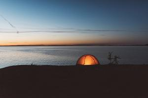 Natural wonder: the archipelago has stunning places to set up camp