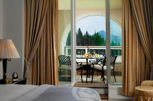 Powerscourt Hotel's Mountain View Suite