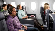 Premium Economy Cabin on the new AA 787