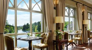 The Owenmore Restaurant at Ballynahinch Castle
