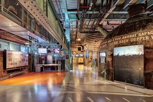 Guinness Storehouse Brewing experience