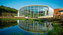 The Subtropical Swimming Paradise at Woburn Forest, Bedfordshire