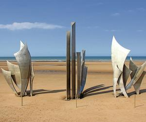 Omaha Beach today