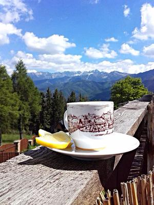 Zakopane and the Tatras Mountains, Poland. Photo: Twitter / @Moules_11