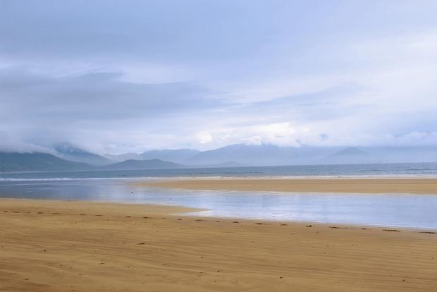 Magheree Peninsula, in Co Kerry
