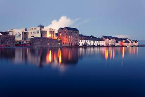Galway at dusk. Photo: Deposit
