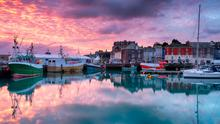 Padstow harbour in Cornwall. Photo: Deposit