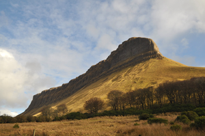 Ben Bulben, Co. Sligo. Photo: Tourism Ireland
