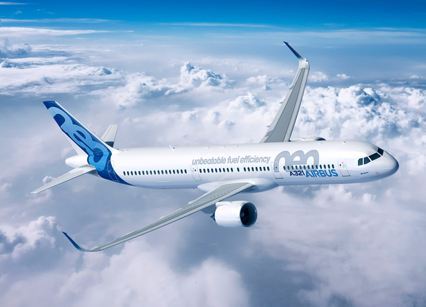 Airbus has been hit by delays in fitting the complex new layouts on A321neo jets assembled in Germany. Photo: Airbus