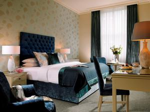 Newly refurbished bedroom, Imperial Hotel, Cork