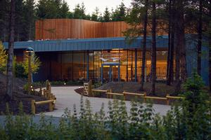 The Aqua Sana Spa at Center Parcs Longford Forest